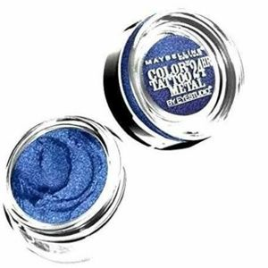 Maybelline Color Tattoo #75 Electric Blue NEW